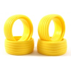 1/8 Buggy and SC Truck CSF Yellow Insert (4 pk)